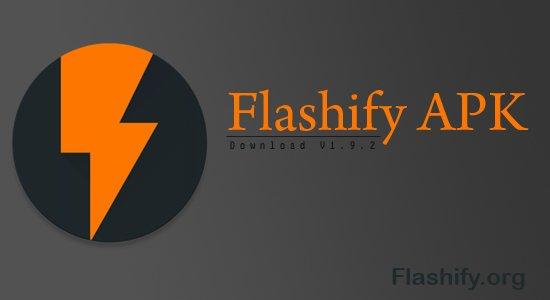 Приложение Flashify