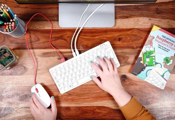 ПК в клавиатуре Raspberry Pi