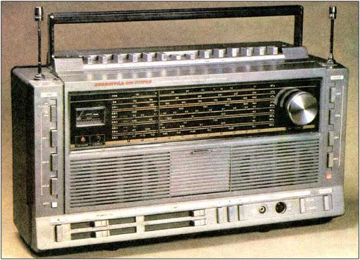 Советский радиоприемник