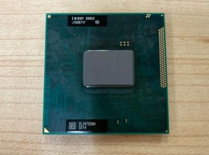 Процессор I5-2450M