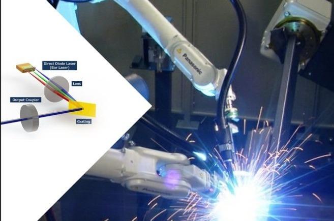 Процесс производства на заводе Panasonic