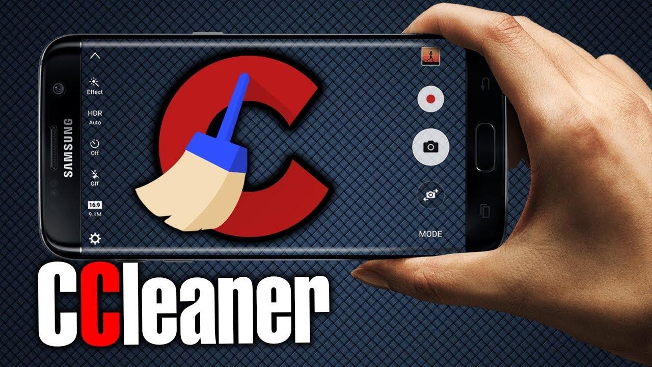 CCleaner в телефоне