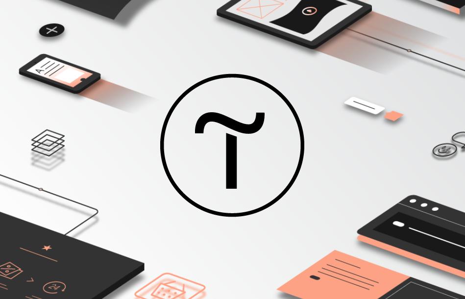 Логотип конструктора сайтов Tilda