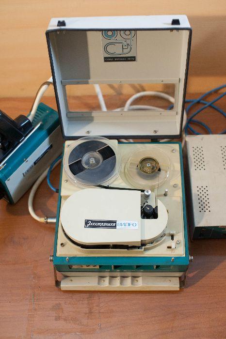 Катушечный видеомагнитофон «Электроника-501-видео»