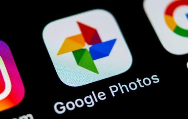 Ярлык Google Photos