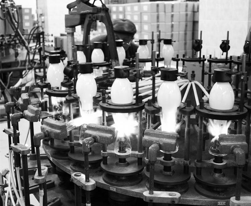 Завод ламп