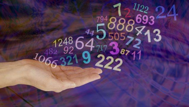 Комбинации цифры, слетающие с рук