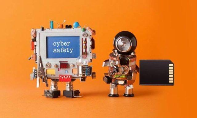 Уведомление о кибер-безопасности и множество мелких деталей