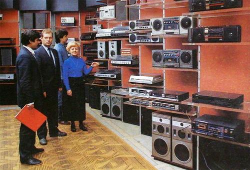 "В музее радиотехники ""Вега"""