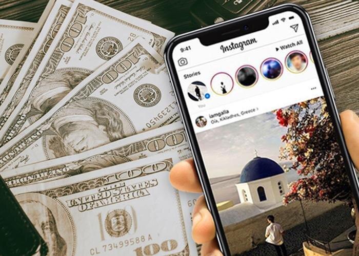 Инстаграм и деньги