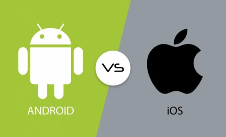 Сравнение операционных систем Android и iOS