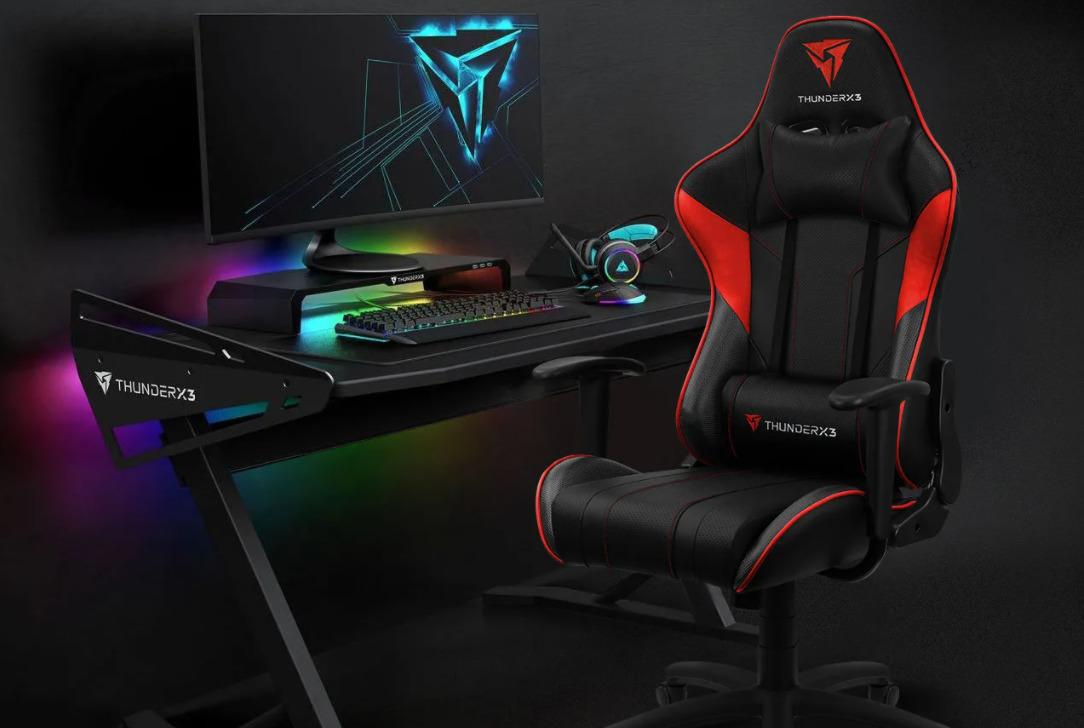 Как выбрать игровое кресло для дома