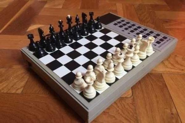 Советский шахматный тренажер