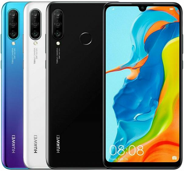Телефон Huawei P30 lite128/4GB