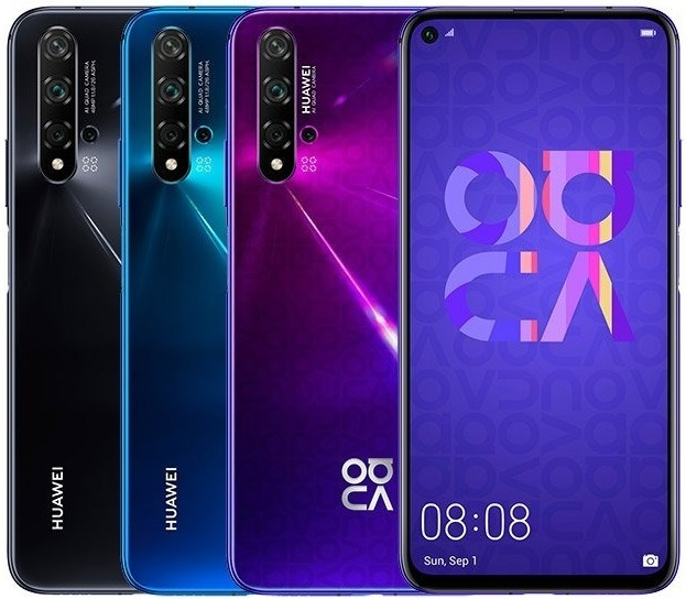 Смартфон Huawei Nova ST 128/6GB