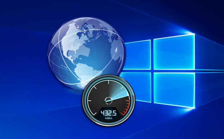Планета, круглые часы и значок Windows