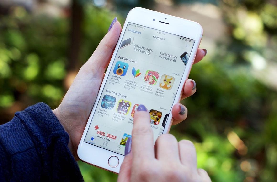 Айфон и приложения