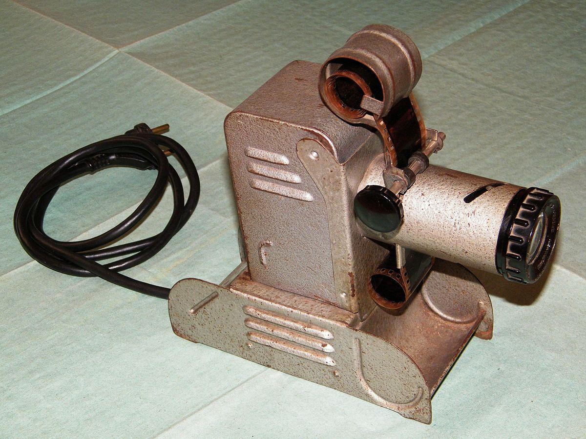 Советский фильмоскоп