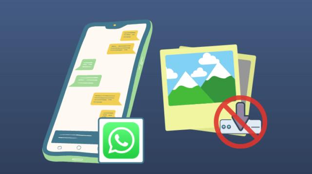 """Рисунок """"Телефон с логотипом Ватсап и фото со знаком загрузчика"""""""